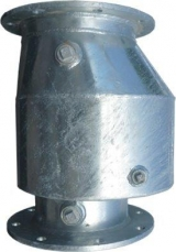 <h5>Galvanised Fab Check Valve</h5><p>																	</p>