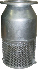 <h5>Galvanised Footvalve</h5><p>																	</p>