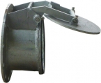 <h5>Galvanised Flap Valve</h5><p></p>