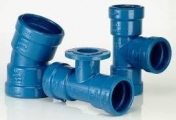 <h5>Ductile Iron Fittings</h5>