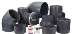 <h5>Large Bore PVC Fittings</h5>