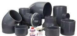 <h5>Large Bore PVC Fittings</h5>