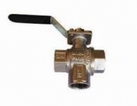<h5>Three Way Brass Ball Valve</h5>