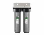 <h5>Heavy duty high flow dual filtration for rainwater</h5>