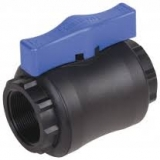 <h5>Full Flow Poly Ball Valve</h5>