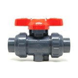<h5>Chemical resistant Ball Valves in UPVC CPVC PP and PVDF</h5>