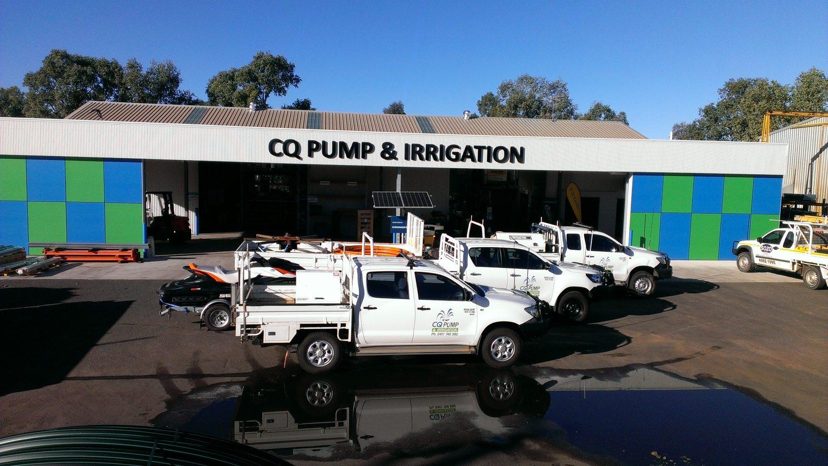 CQ Pump & Irrigation